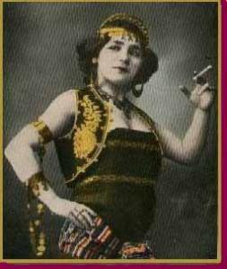 Ελληνικός Χορός Τσιφτετέλι