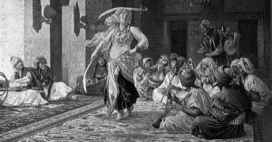 Ρεμπέτικο, Τσιφτετέλι, ελληνικοί Χοροί